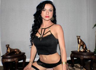 Layla: Sexy Tahoe Stripper